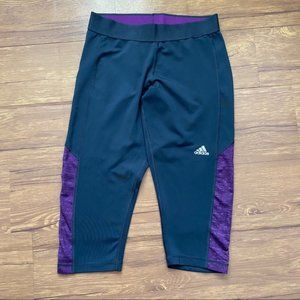 Adidas Techfit Cropped Pant Size Medium